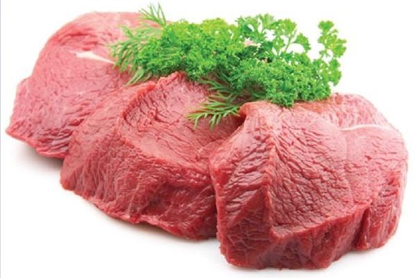 Sơ chế cắt thịt bò thành lát