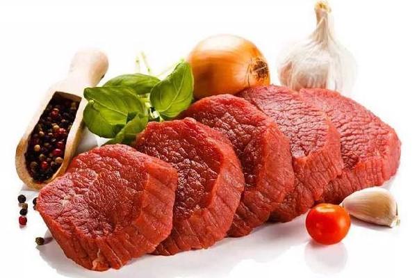 Thái thịt bò thành miếng dày