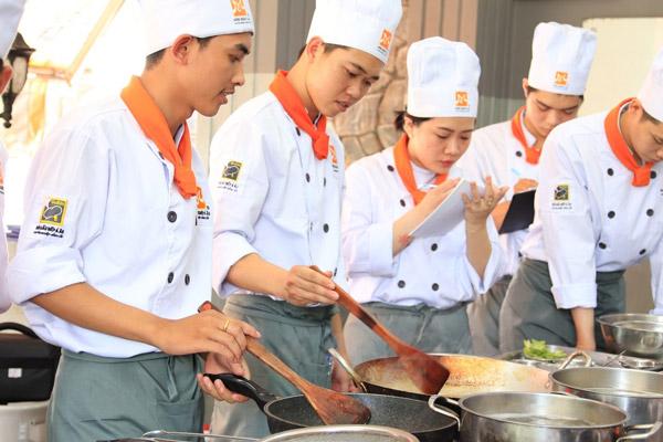 trung tâm dạy nấu ăn tại Hà Nội