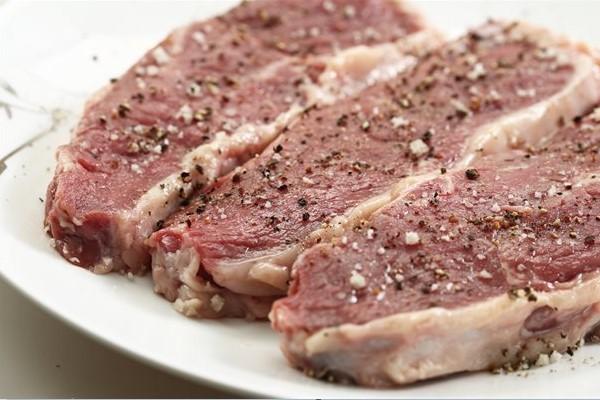 Ướp thịt bò thấm vị