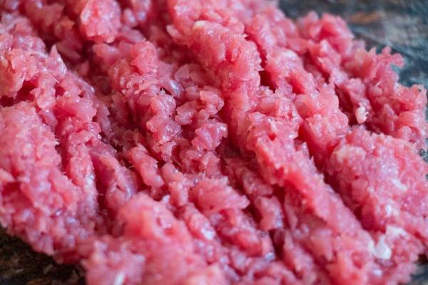 Xay thịt bò mịn