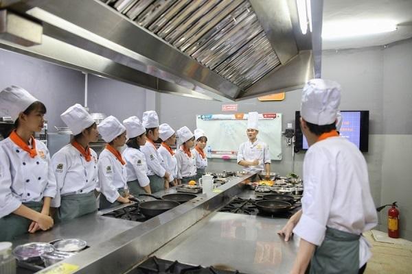 HDBAAu Trung tâm dạy nghề đầu bếp chuyên nghiệp