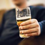 uống bia lâu say
