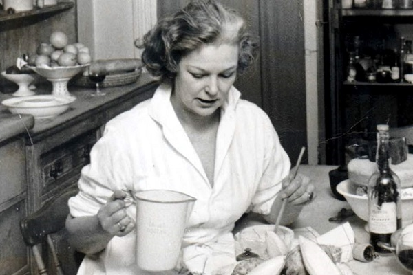 Tác giả Elizabeth David