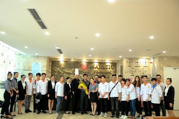 hành trình trải nghiệm Majestic Premium Hotel Nha Trang
