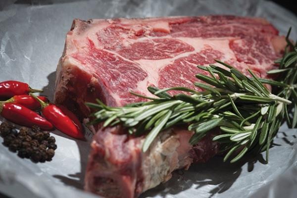 dinh dưỡng từ thịt bò