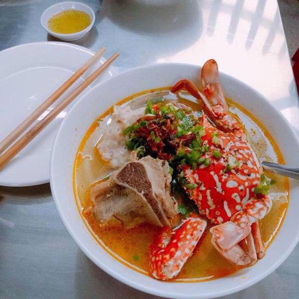 Bánh canh ghẹ Vũng Tàu