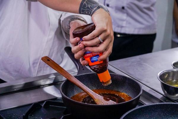 cách làm nước sốt bò bít tết