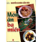 Cuốn sách Món ăn ba miền