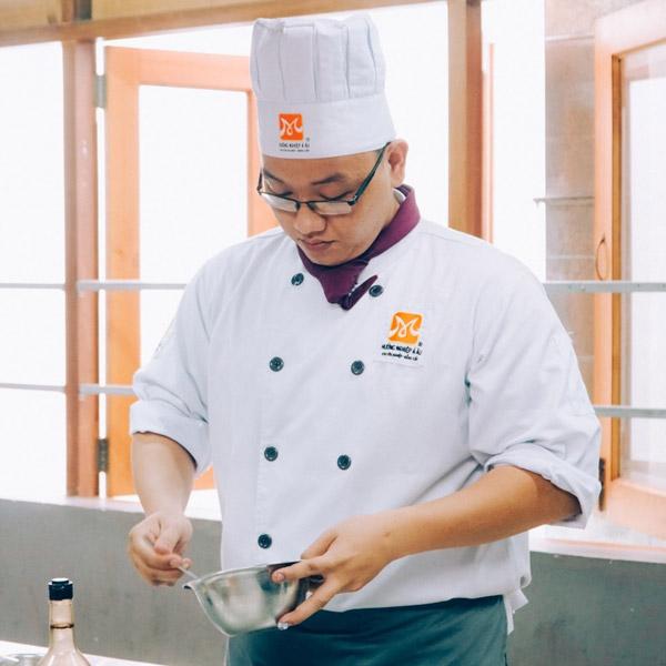 Học viên Lê Xuân Lâm