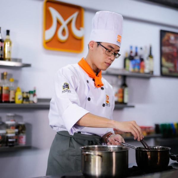 Học viên Nguyễn Hải Nam