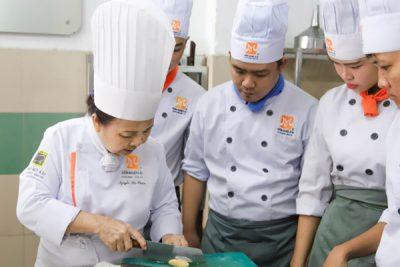 Nhu cầu học nấu ăn tại Bình Dương