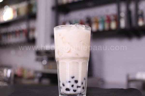 Pha trà sữa Hokkaido