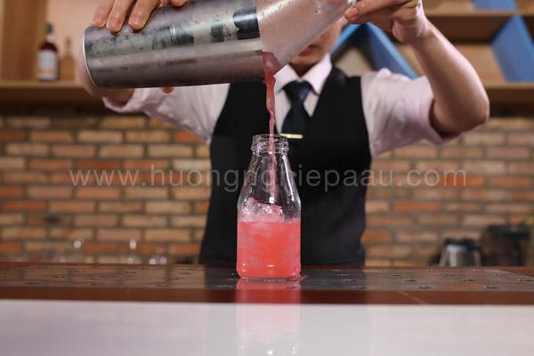 Bảo quản nước ép trong chai