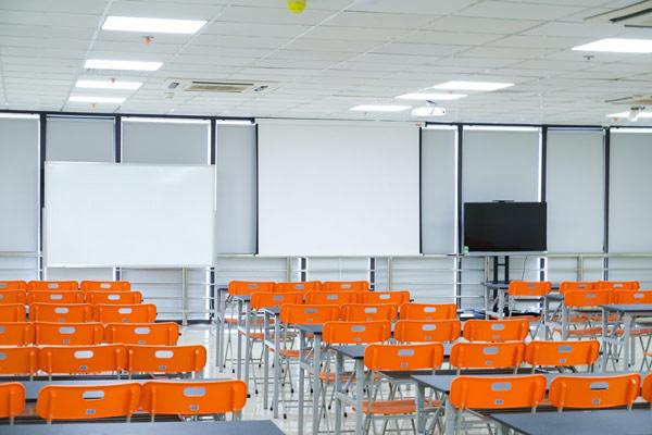 Cơ sở vật chất phòng học