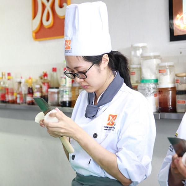 Học viên Lê Thanh Nga