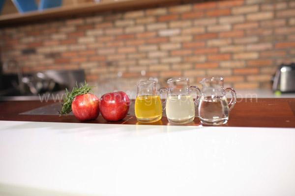 Nguyên liệu pha chế nước ép táo