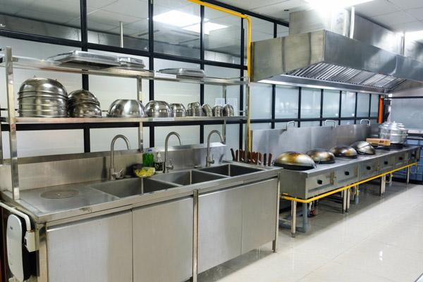 Phòng thực hành bếp