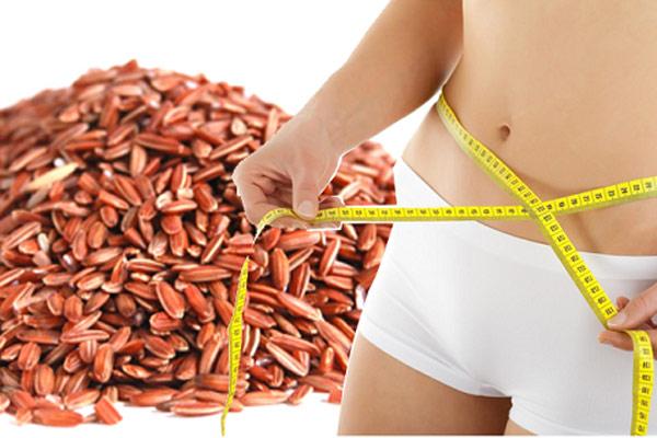 Gạo lứt giúp giảm cân hiệu quả