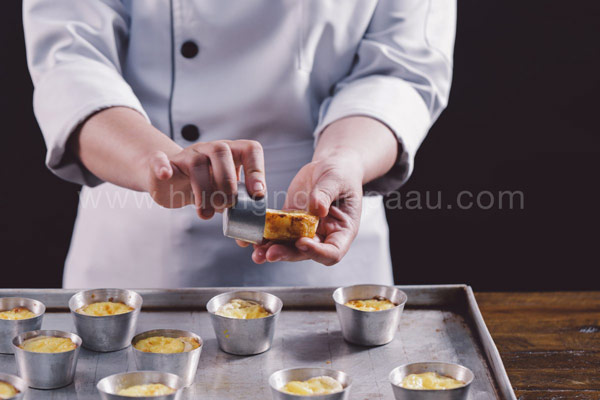 Học làm bánh nướng