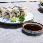 Học làm sushi