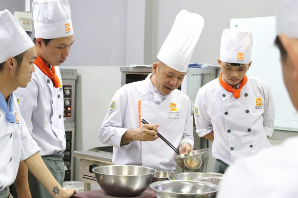 Học nấu ăn mở quán ăn sáng