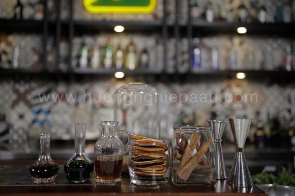 Nguyên liệu pha chế Cocktail Matcha Holic