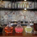 Nguyên liệu pha chế của Purple Love Cocktail