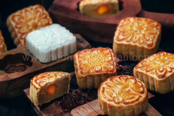 Bánh nướng dẻo truyền thống