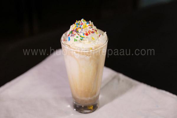 Cà phê nước cốt dừa