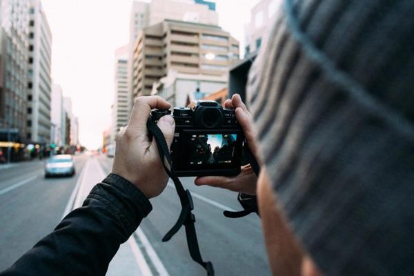 Học nhiếp ảnh không yêu cầu bằng cấp