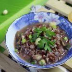 Cách nấu cháo gạo lứt giảm cân