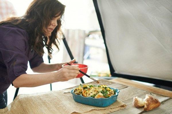 Food stylist cung Xử Nữ