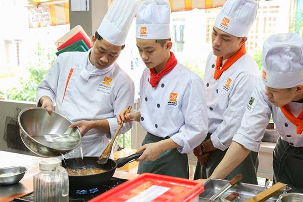 học nấu ăn mở quán nhậu hải sản