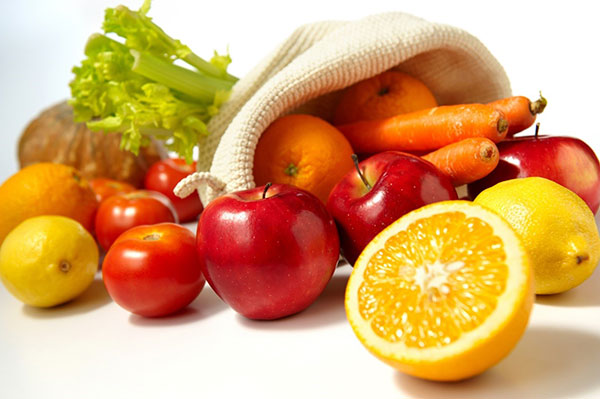 những món ăn bổ dưỡng