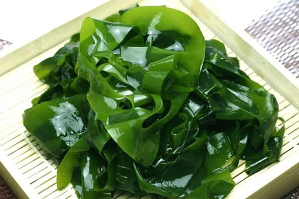 tảo bẹ giúp bổ sung năng lượng hiệu quả