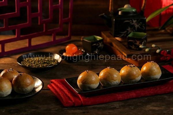 bánh ngàn lớp Đài Loan