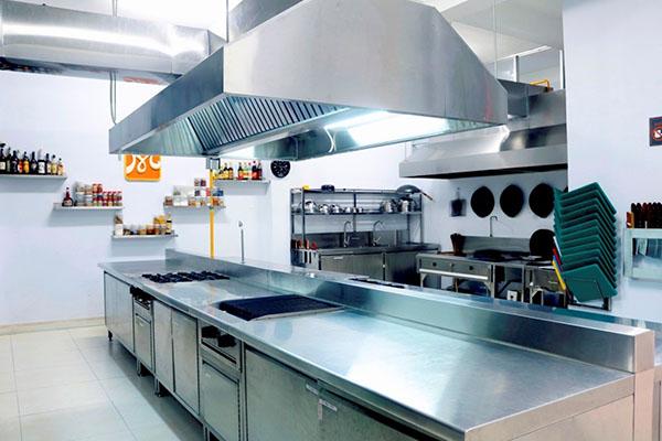 csvc học bếp quốc tế