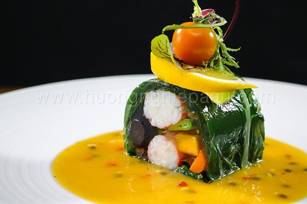 hình ảnh món ăn nghiệp vụ bếp quốc tế