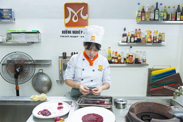 Học viên Nguyễn Diễm Chi