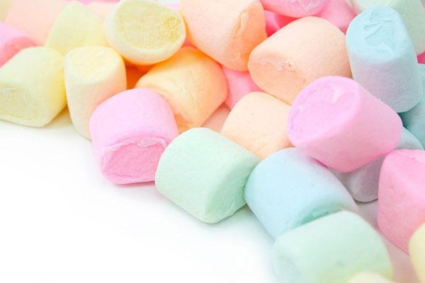 kẹo marshmallow